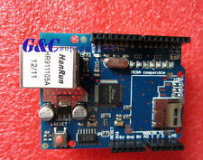 5PCS Ethernet Shield module W5100 Board For Arduino2009 UNO Mega 1280 2560 M21