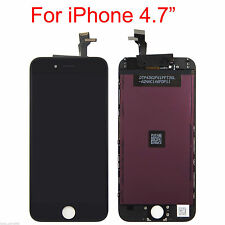 "Black For iPhone 6 4.7"" LCD Display Touch Screen Digitizer Assembly Replacement"