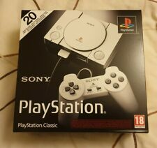 Sony PlayStation One Classic (Includes 20 Games and 2 Controllers)