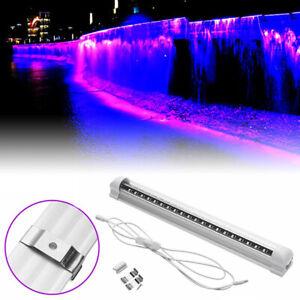 USB LED UV Ultraviolet Strip Tube Light Bar Party Blacklight Anti-Bacterial Lamp