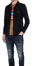 Diesel Collared Fitted Casual Shirts & Tops for Men