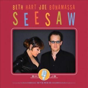 JOE BONAMASSA/BETH HART - SEESAW NEW CD