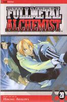 FULL METAL ALCHEMIST Volume 20 Manga NEW
