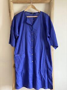 Gudrun Sjoden  Rigmor Cotton Dress M (14)