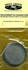 """NITTY GRITTY Replacement CD Cleaning Pads  3"""" Size 3-pack"""