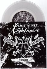 "American Nightmare ""4 Song Demo"" 7"" OOP Clear Give Up The Ghost Converge"