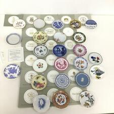 Franklin Mint Miniature Plates Of The World Collection Complete #454