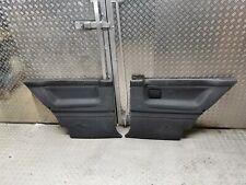 VW Golf 2 GTI 16V 3 Türer Seitenverkleidungen Türpappen hinten  #12990