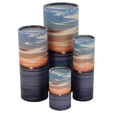 Ocean Sunset Scatter Tube Keepsake