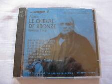 ON STAGE ! 45716  AUBER : Le Cheval De Bronze 2CD SEALED opera Paris 1979