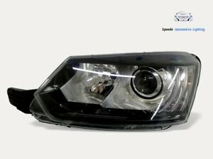 SCHEINWERFER SKODA YETI FACELIFT BI-XENON+LED 5L1 LINKS PHARE FARO TOP ZUSTAND!