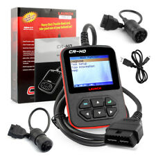 Launch CR-HD Heavy Duty Truck Diagnostic Tool Scanner Diesel Code Reader AU