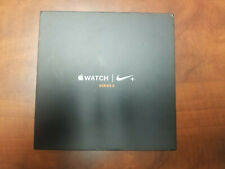 Apple Watch Nike+ 38mm Space Gray Aluminium Case Black/ Platinum LTE + cell GPS