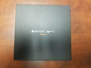 Apple Watch Nike+ 38mm Space Gray Aluminium Case Black/ Platinum LTE + cell GPS
