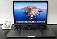 "Apple MacBook Pro 209 13"" Touch ID Bar 8GB 128GB Intel Core i5 1.40GHz (MA1)"