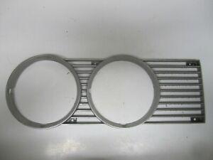 71-72 Mercury Cougar LH Headlight Headlamp Door Grille Chrome Bezel USED