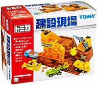 Takara Tomy / Tomica Town / Action Construction