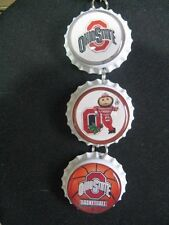 "1"" Bottle Cap Image R/View Mirror ~ Handcrafted ~ **Gift Idea ~ Buckeyes"