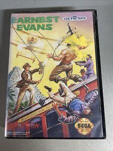 Sega Mega Drive Genesis Earnest Evans