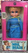 "1966 Family Affair 22"" Mrs Beasley -New in Orig Box Sealed"