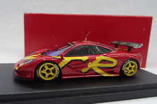 1/43 AutoBarn Models Decals McLaren F1 GTR Presentation         #210