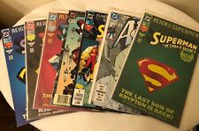 Lot of 7 Superman Reign of the Supermen 4 Issues 78, 687, 501, 22 + 665, 3 & 20
