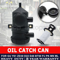 200 Oil Separator Catch Can Paper Filter 4wd Turbo Charged for Landcruiser Hilux