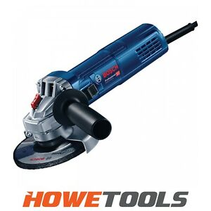 "BOSCH GWS 9-115 S 240v Angle grinder 4.1/2"" (115mm)"