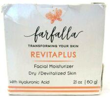 Farfalla RevitaPlus Facial Moisturizer Dry / Devitalized Skin, 60g. New/Sealed
