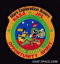 MARS Exploration ROVERS -Marvin Martian-Duck Dodgers - ORIGINAL - NASA JPL PATCH