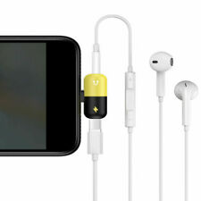 Type C To 3.5mm Charger 2in1 Headphone Audio Adapter Capsule For Mobile Phone