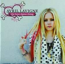 CD - Avril Lavigne - The Best Damn Thing - #A3136
