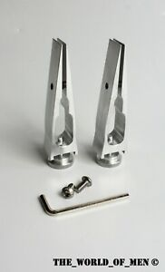 TSPROF KADET WHOLE-MILLED FILLET CLAMPS (2PCS). New