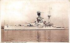 POSTCARD   SHIPS    HMS  REVENGE