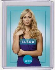ELENA MICHAELS Laura Vandervoort BITTEN SpaceDeck Space Channel Promo Card SP