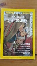 National Geographic Magazine September 1968 Afghanistan, Rhode Island, Archeolog