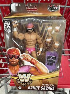 "WWE Legends Elite Collection Randy ""Macho Man"" Savage Action Figure NEW"