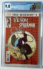 True Believers: Venom vs Spider-Man #1 Amazing Spider-Man #300 McFarlane CGC 9.8