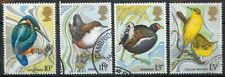 GB 1980 Birds set used *COMBINED SHIPPING*