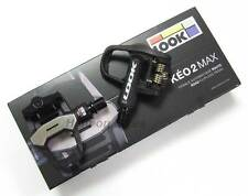 Look KEO 2 MAX Carbon Clipless Road Bike Pedals - Black
