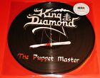 King Diamond: The Puppet Master - Limited Picture Disc 2 LP Vinyl Record Set NEW