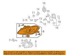 HONDA OEM 06-09 S2000-Headlight Head Light Headlamp 33151S2AA21