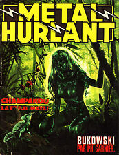 Métal Hurlant N°34 - Druillet, Moebius, Voss, Margerin, etc... - Octobre 1978