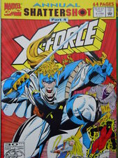 The X-Force ANNUAL n°1 1992 PART 4  ed. Marvel Comics [G.189]