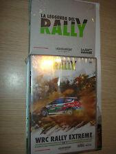 DVD N° 11 + Box Casket Green The Leggenda Del Rally WRC Rally Extreme