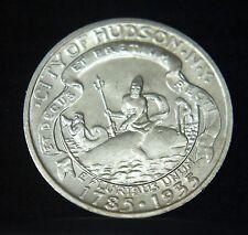 1935 Hudson Comm. Half Dollar GEM BU  (B8220)