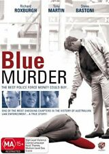 BLUE MURDER R4 DVD New & Sealed FREE POST Australian Series