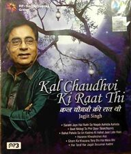 Kal Chaudhvi Ki Raat Thi - Original Ghazals By Jagjit Singh - Original MP3 CD