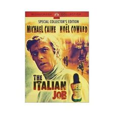 The Italian Job (DVD, 2003, Special Collectors Edition) Free Shipping!