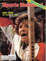 1976 2/23 Sports Illustrated magazine hockey Bobby Clarke, Philadelphia Flyers